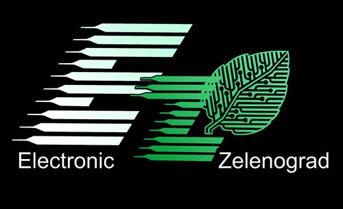 Логотип фирмы Электронный Округ